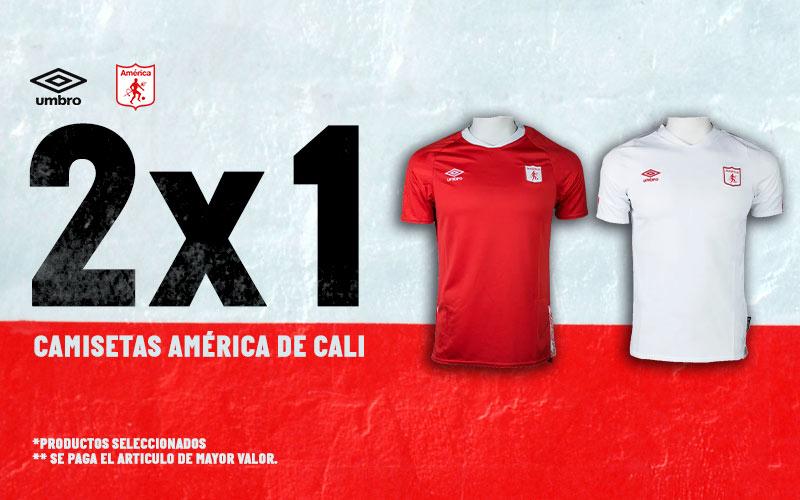 2x1 America de Cali